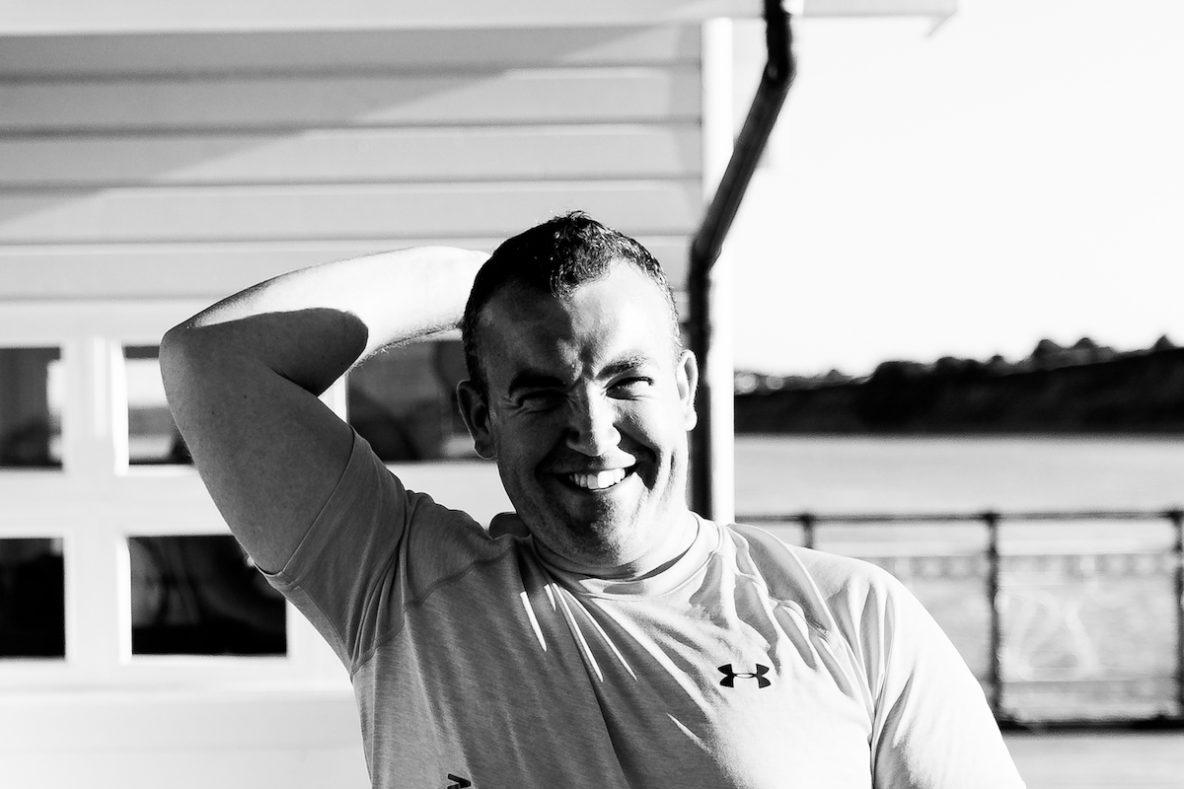 Ryan Evans Personal Trainer Penarth